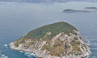 Monumento Natural Cagarras que tem o apoio do projeto apoio a UCs