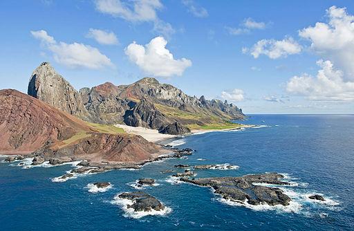 Cadeia Vitória-Trindade, nova área que pode ser protegida com apoio do Programa Áreas Marinhas e Costeiras protegidas
