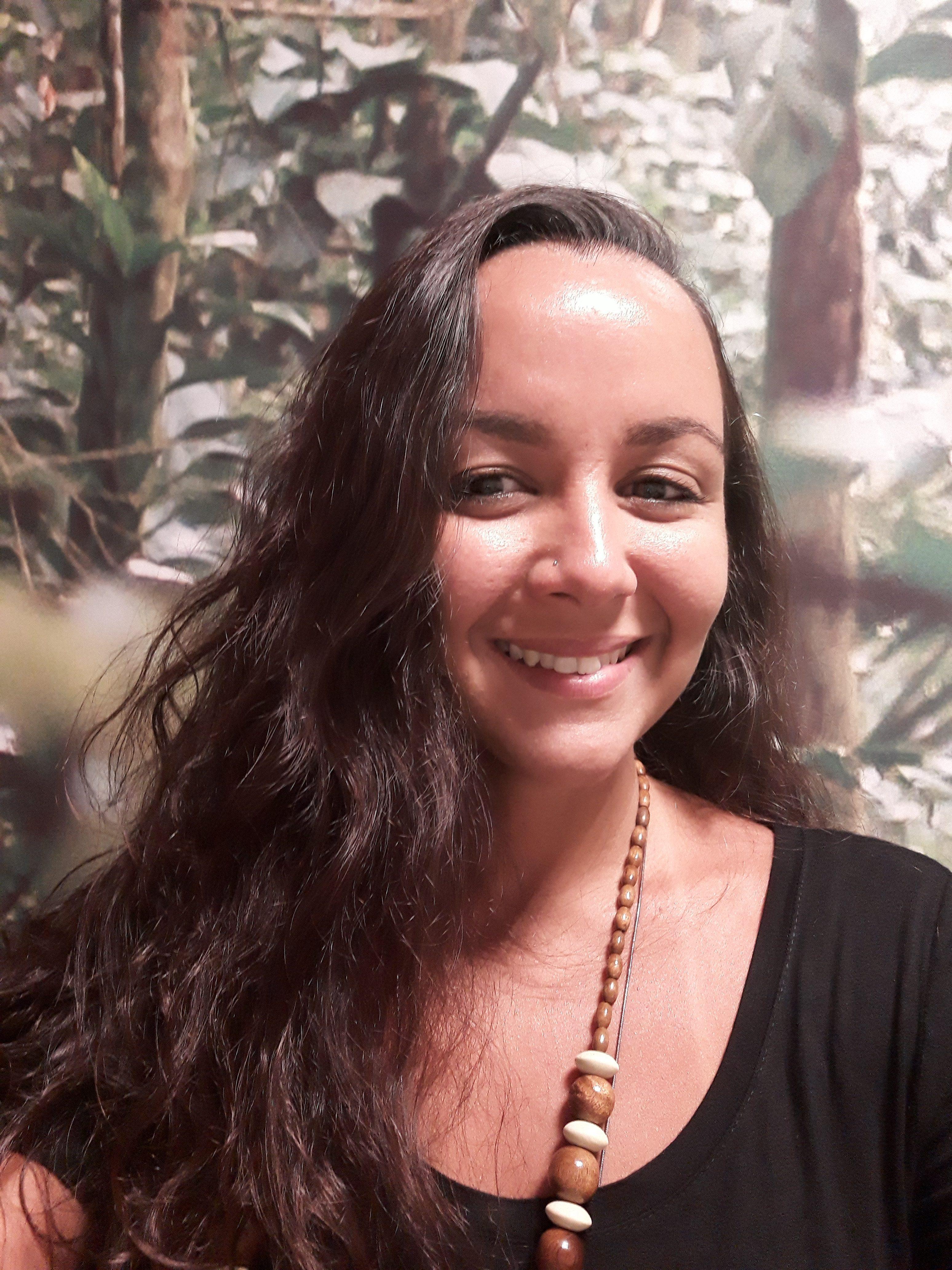 Paula Fernandes, gerência GEF Mar