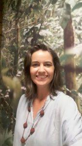 Daniela Leite Funbio, gerência do GEF Mar no Funbio