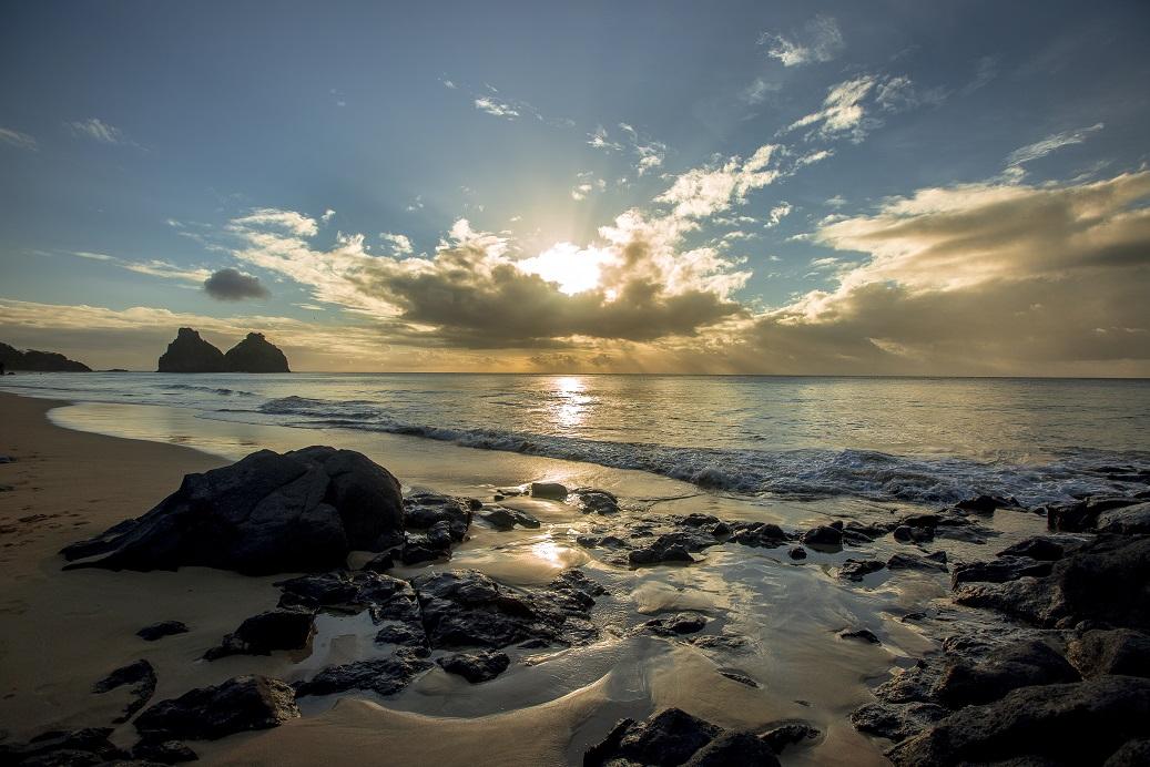 Foto: Arquipélago de Fernando de Noronha (PE) - uma das com maior importância biológica apontada nos resultados preliminares do estudo de atualização das áreas prioritárias. Acervo ICMBio.
