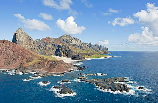 Arquipélago de Trindade de Martim Vaz (ES): uma das unidades de conservação marinhas protegidas pelo Governo Federal